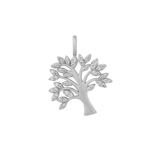 byBiehl TREE OF LIFE SPARKLE Vedhæng 7-2502a-GP