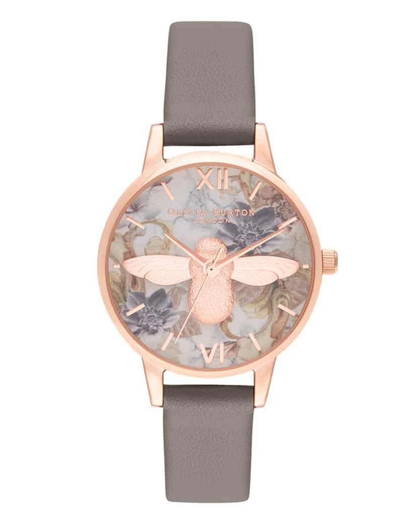 Olivia Burton BEE VEGAN ROSE