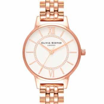 Olivia Burton WONDERLAND ROSE GOLD
