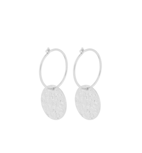 Pernille Corydon NEW MOON øreringe e-415-s