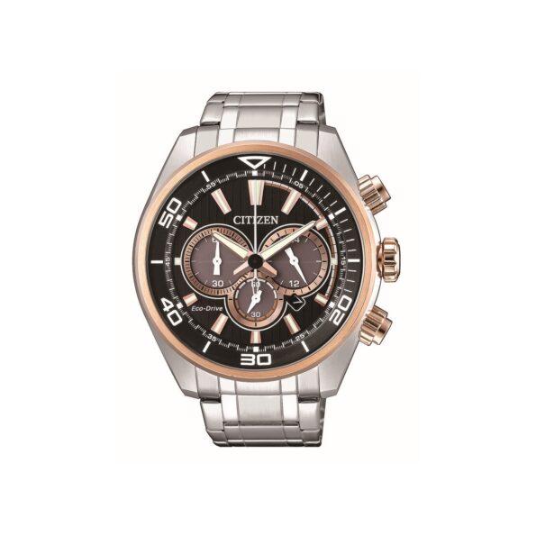 Citizen ECO-Drive Chronograph Herreur CA4336-85E