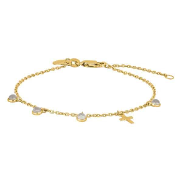 Nordahl Jewellery CROSS52 Armbånd 825 799-3