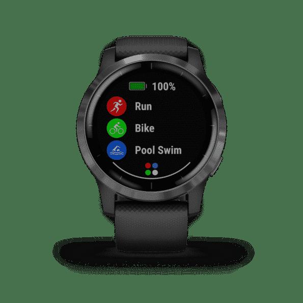Garmin VIVOACTIVE 4 GPS-Smartwatch 010-02174-12