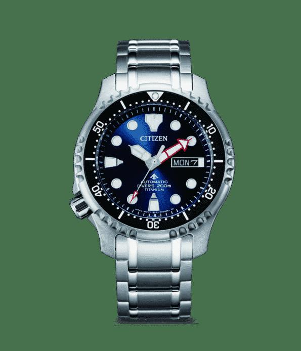 Citizen PROMASTER Automatik Titanium NY0100-50M